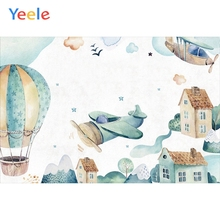 Yeele Wallpaper Photocall Bedroom Decor Spaceship Photography Backdrops Personalized Photographic Backgrounds For Photo Studio