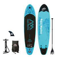 0ed2d5603 AQUA VAPOR 330 75 10 Cm SUP Stand Up Inflatable Paddle Board With Paddle
