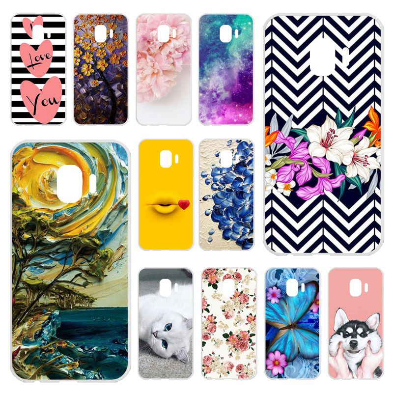 TAOYUNXI Cases For Samsung Galaxy J2 Core Case Pure J260 J260G SM-J260M/DS SM-J260Y/DS SM-J260G/DS Soft Covers
