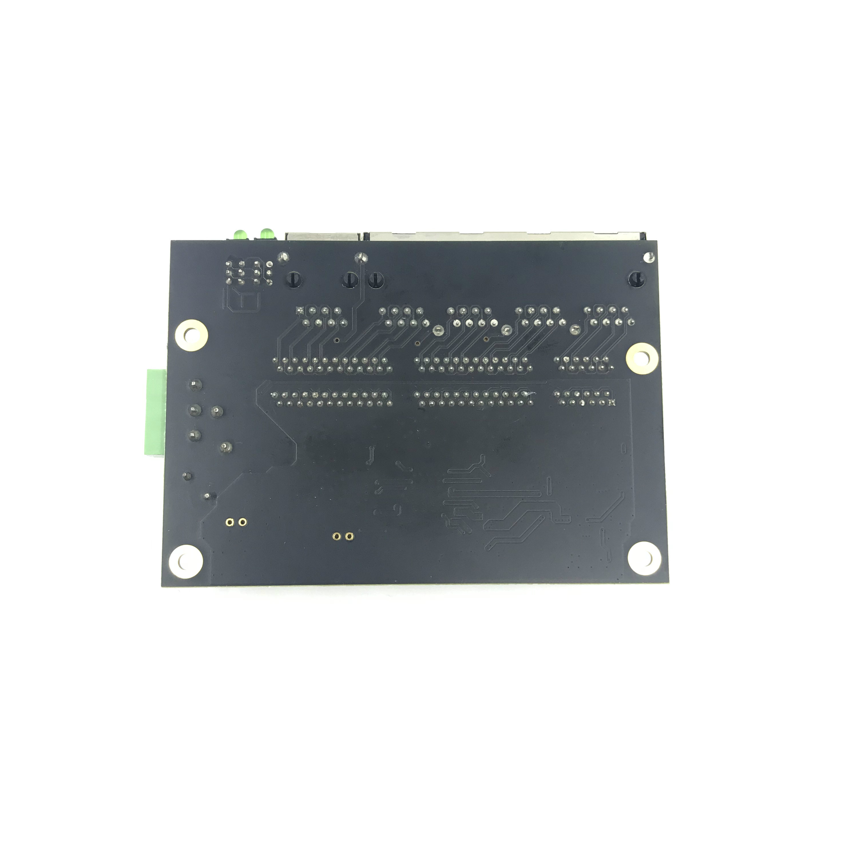 Image 5 - Ethernet Switch Module 5 Ports Unmanaged10/100/1000mbps Industrial PCBA board OEM Auto sensing Ports PCBA board OEM Motherboard-in Network Switches from Computer & Office