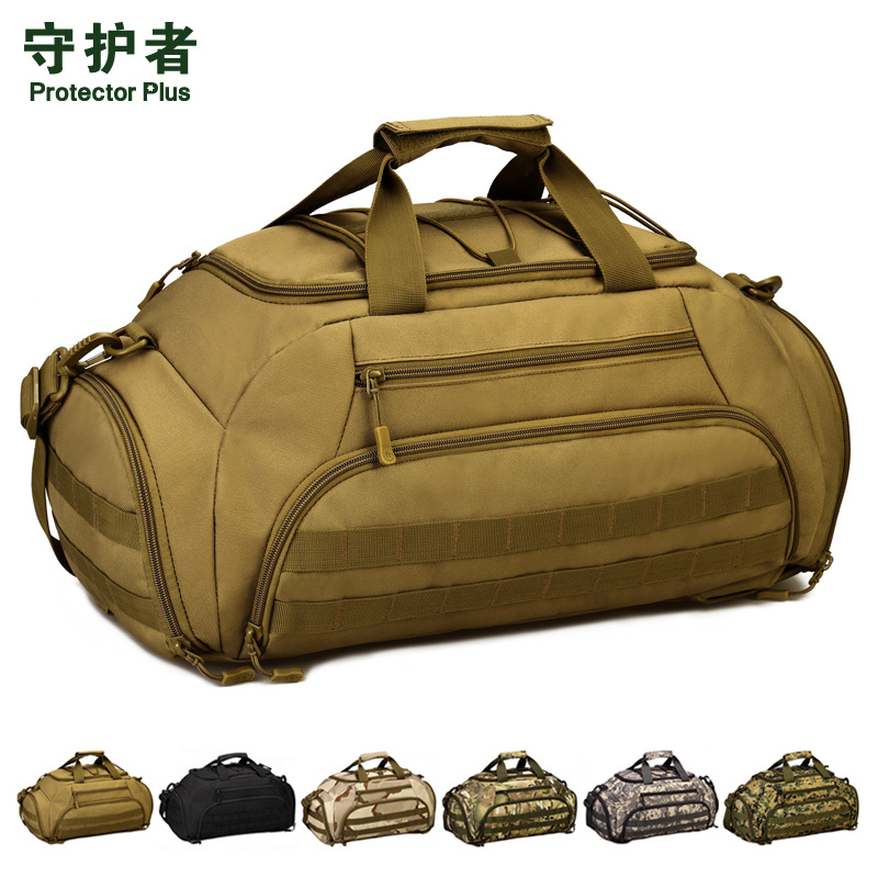 Protector Plus 35L Large Capacity multi-function Military Tactics Backpack for men Travel Bag Luggage Travel Duffle Bags tactics hunting backpack large capacity nylon 1000d shoulder bags luggage tote hike camp backpack laptop travel molle bag 35l