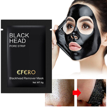 3/5/6/7/10/15pcs Black Mud Mask for Face Care Blackhead Remover Moisturizing Acne Treatments Oil-control Peel Off