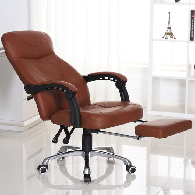 New computer office chair household can lie rotary leisure swivelchair ergonomic comfort boss staff chair