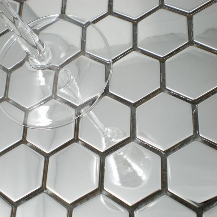 Vergelijk prijzen op Bathroom Hexagon Tile - Online winkelen ...