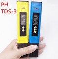 Medidor de ph digital de calibración automática 0.01 y monitor de prueba de la calidad del agua tds tester sonda titanium acuario piscina 14% de descuento