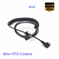 Mini Wide Angle 2 8mm 3 7mm Button Lens OTG Android 2MP Micro USB Camera