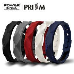 【FDA Registration】Power Ionics Prism 2000 Ions Titanium Germanium Wristband Bracelet Balance Energy Balance Human Body