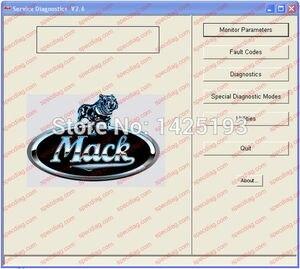 Image 1 - MACK V MAC III 2.9.4 (bayi programlama)