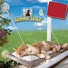 2016 Cute Fashion Cat Hanging Bed Warm Mat Kitten Large Sucker Hanging Beds Pet Cat Hammock Bed for Small Dog Puppy