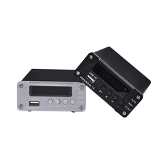 Finished APE Lossless Music Player HiFi DAC Fiber Coaxial Analog Output