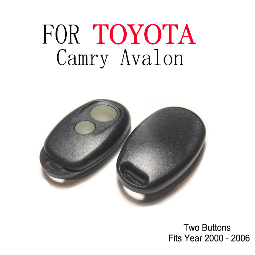 Replacement Car remote for  Toyota  Toyota Camry Avalon complete Remote  Replacement Car remote for  Toyota  Toyota Camry Avalon complete Remote
