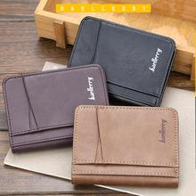 Wallet Men Purse Business-Card-Holder Passport-Cover Credit ID for Case Driving License-Bag