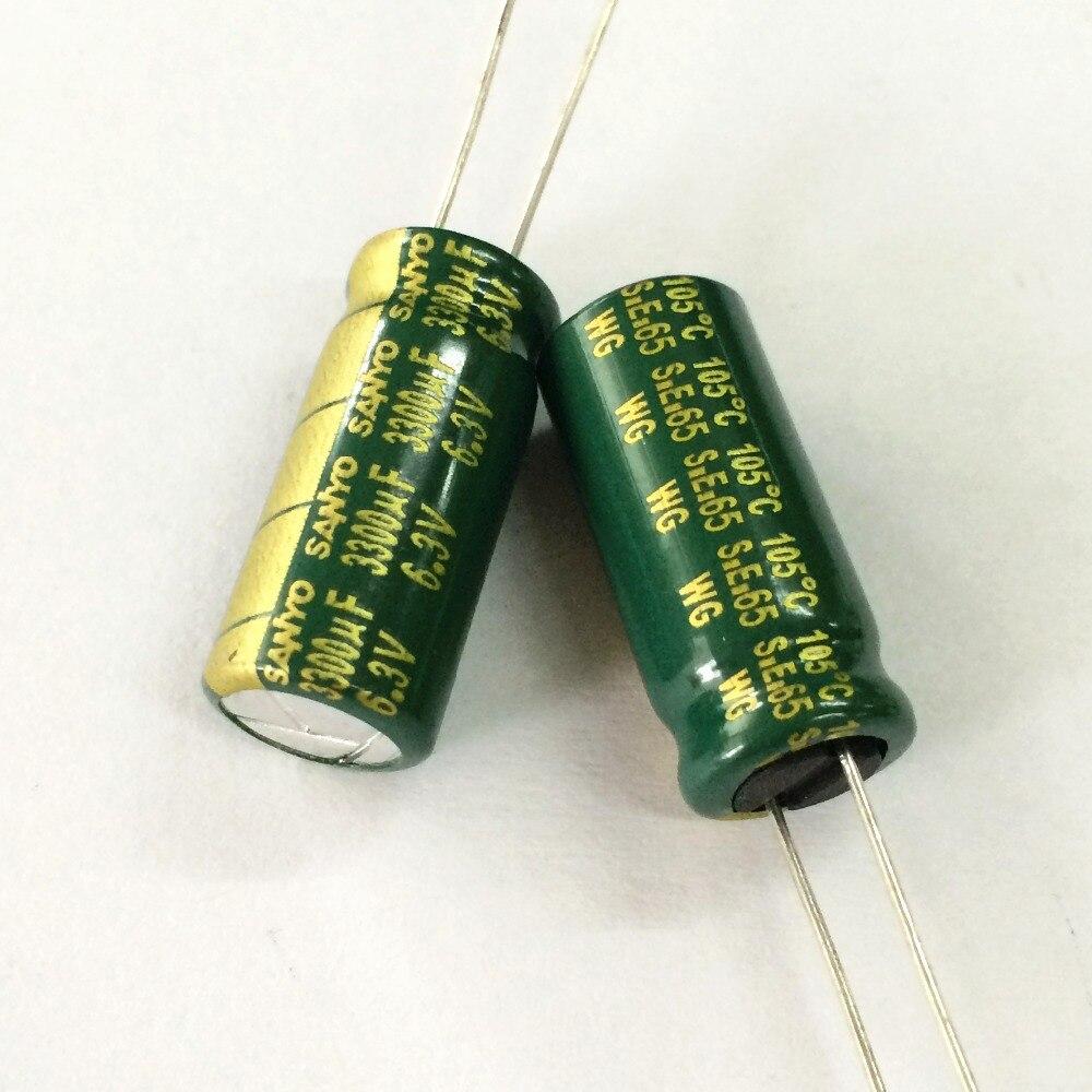 3300 uf //6.3v 5pcs 105C motherboard capacitors