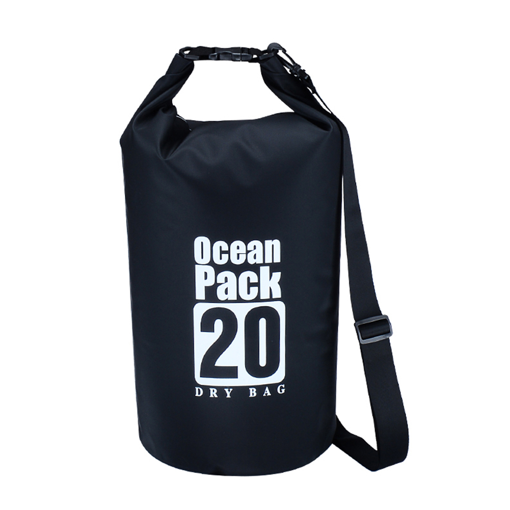 цена на 10L/20L Waterproof Swimming Storage Dry Sack Bag PVC Pouch Boating Kayaking Canoeing Floating Surfing Dry Bag Water Sports Bag