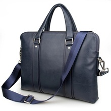 JMD 2016 New Arrival 100% Leather Briefcases Men's  Cow Leather Messenger Shoulder Bag Handbags 7325