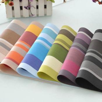 30*45cm  Non-slip Pad Kitchen Accessories Stripe Pattern