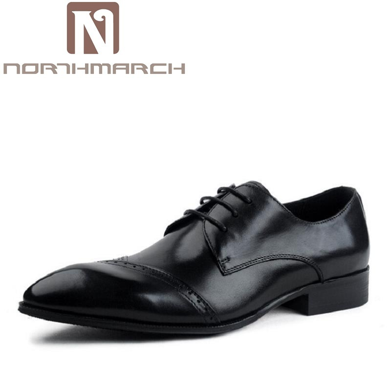 Mariage Hommes Classique Casual Chaussures Designer Noir 100 Brogue De Véritable New En Luxe Robe Noir Cuir Rouge Northmarch Richelieus D'affaires vin vqCawOxPxg