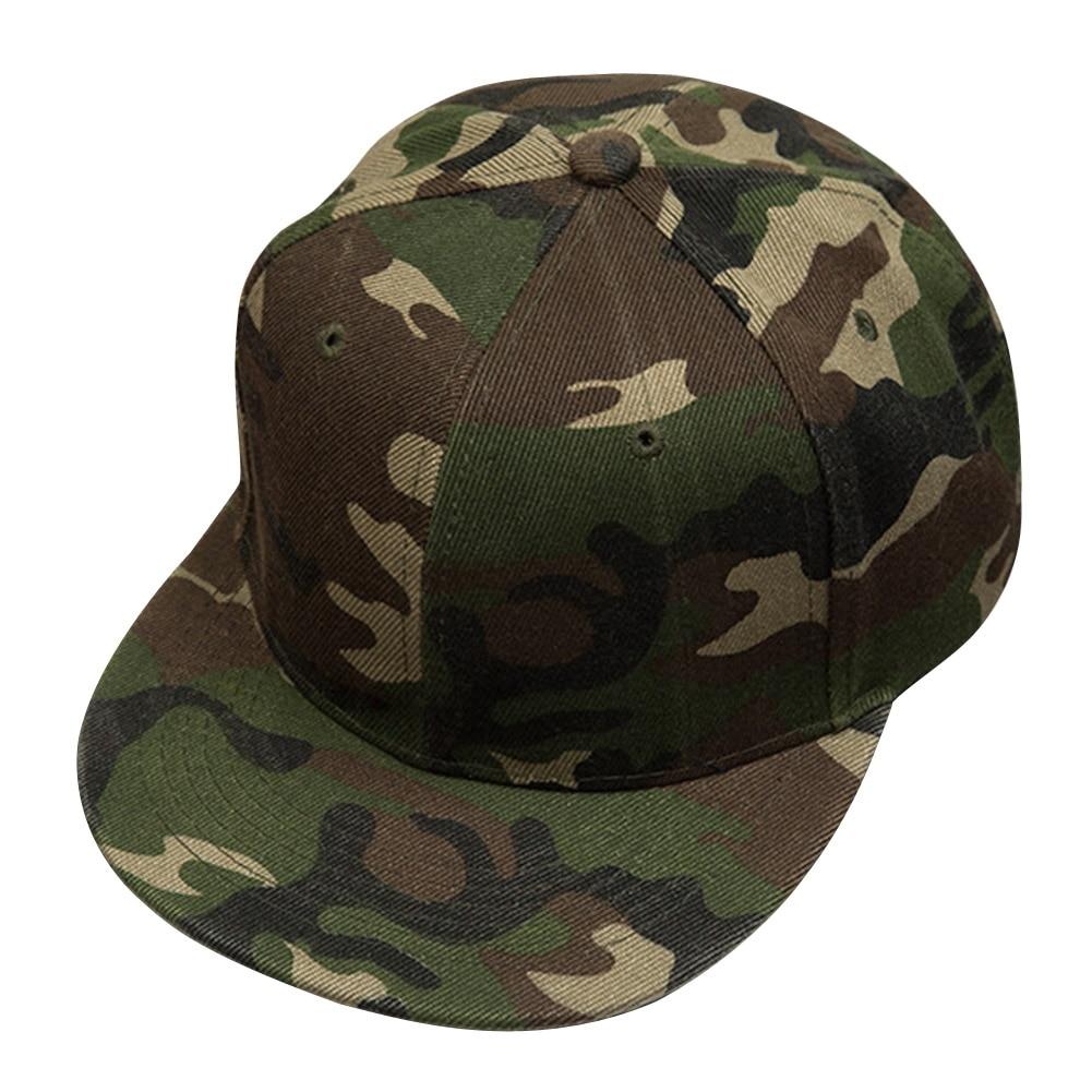 Camouflage Color Baseball Cap Woman Mens Camo Army Green Snapback Hats For Men's Women Bone Gorras Planas Casquette цена и фото