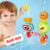 Coloridos Juguetes de Baño de Agua Del Grifo Grifos Caño de Agua de Rociadores Para Bebés y Niños