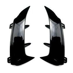 Dla Mercedes Benz klasa W177 Hatchback A180 A200 A220 A250 A35 tylny zderzak naklejki pokrywa osłonowa Fender akcesoria Car Styling