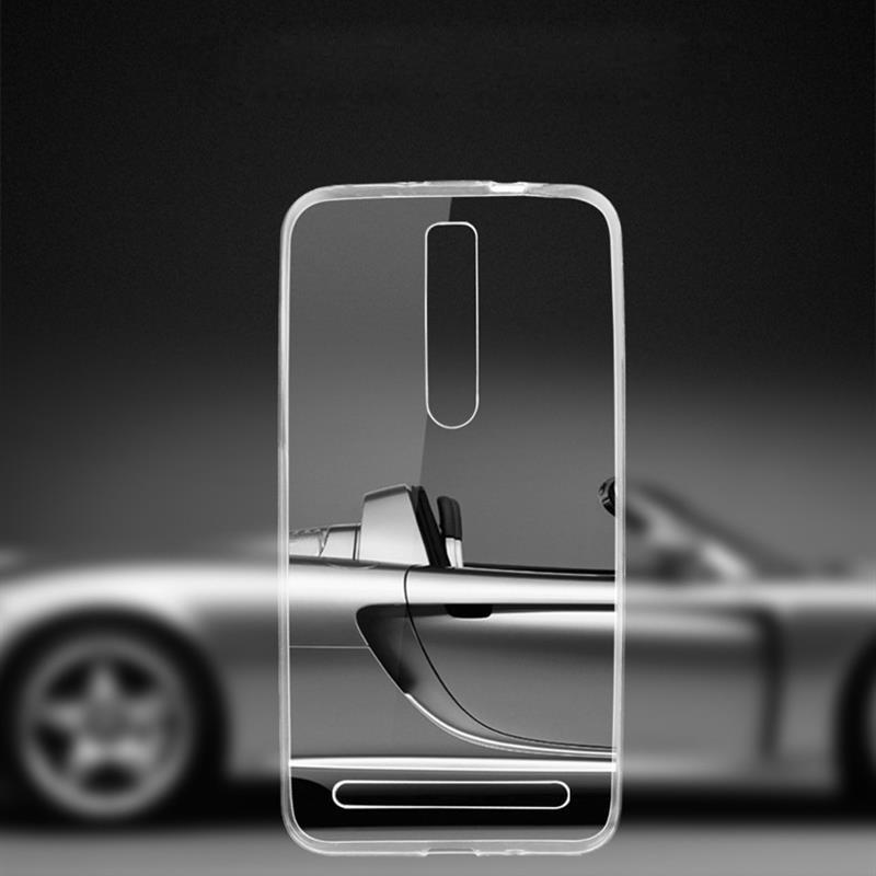 XSKEMP Slim Phone Clear Silicone TPU Cover Case For Asus Zenfone Go ZB500KL Live ZB501KL ZB551KL ZD551KL ZE500KL ZE550KL ZE601KL