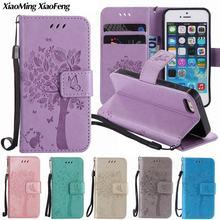 Для Coque iPhone 5 5S SE кожаный бумажник откидная крышка iPhone 5S чехол для телефона для Apple iPhone 5 5S SE iPhone5 iPhone5s чехол XS Max XR