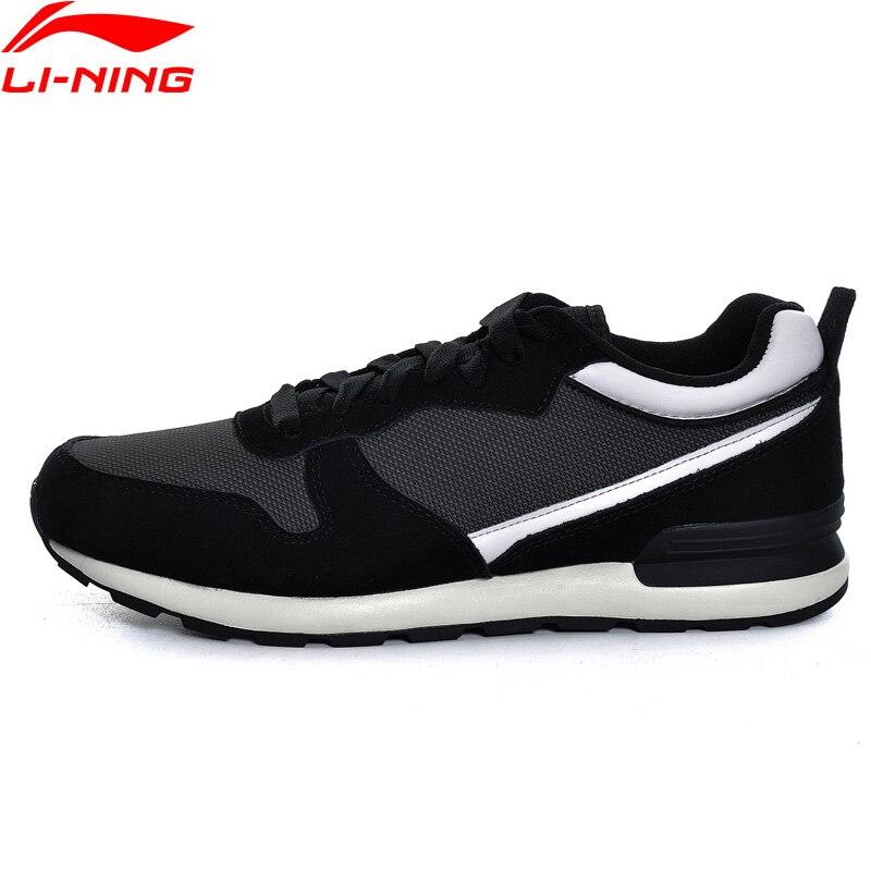 Li-Ning Men Walking Shoes Fitness Sneakers TPU Support LiNing Comfort Sneakers Stability Sports Shoes GLKM105 YXB111 original li ning men professional basketball shoes