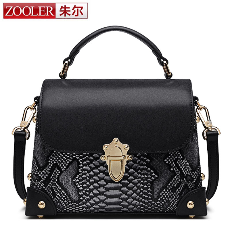 ZOOLER Genuine Leather Bag Crossbody Bags for Women Leather Luxury Handbags Women Messenger Bags Designer Famous Brands a main zooler luxury handbags women bags designer genuine leather shoulder bags famous brands crossbody messenger bag ladies sac a main