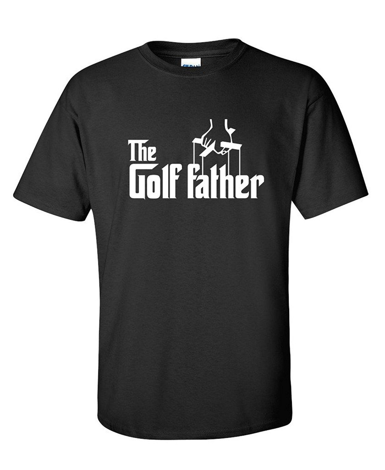 The Golfer Father Golfers Fathers Day Gift for Dad Sarcastic Humor Funny T Shirt New T-Shirts Unisex Funny Tops Tee