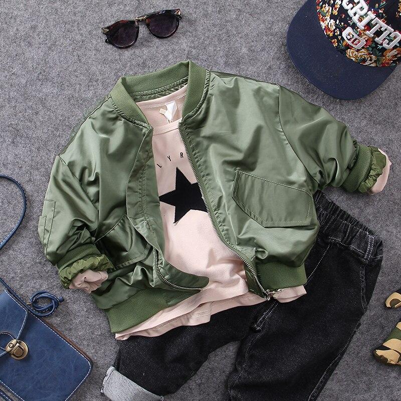 new 2018 autumn boys baseball collar jacket 1pc fashion style casual fall boys jacket kids handsome jacketnew 2018 autumn boys baseball collar jacket 1pc fashion style casual fall boys jacket kids handsome jacket