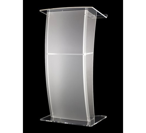 Acrylic Church Pulpit Manufacturer Supplies Acrylic Lectern Simple Lectern Perspex Podium