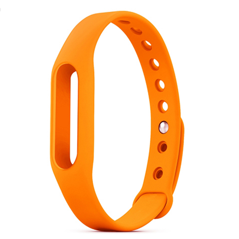 Silicone Strap For Xiaomi Mi Band 1 Smart Band Replacement Strap For Mi Band 1 Bracelet Belt Wearable Devices Smart Accessories
