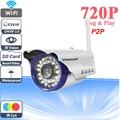 C7815WIP VStarcam 720 P HD Câmera IP Sem Fio Wi-fi Ao Ar Livre 720 P À Prova D' Água Onvif Compatibilidade E Slot Para Cartão TF 1280*720