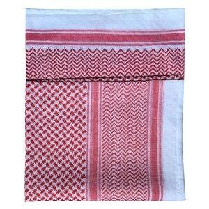 Image 5 - 140x140CM Mens Headscarf Turban Hat Muslim Arab Dubai Retro Geometric Wavy Patterns Jacquard Square Scarf Shawl Islamic Hijab