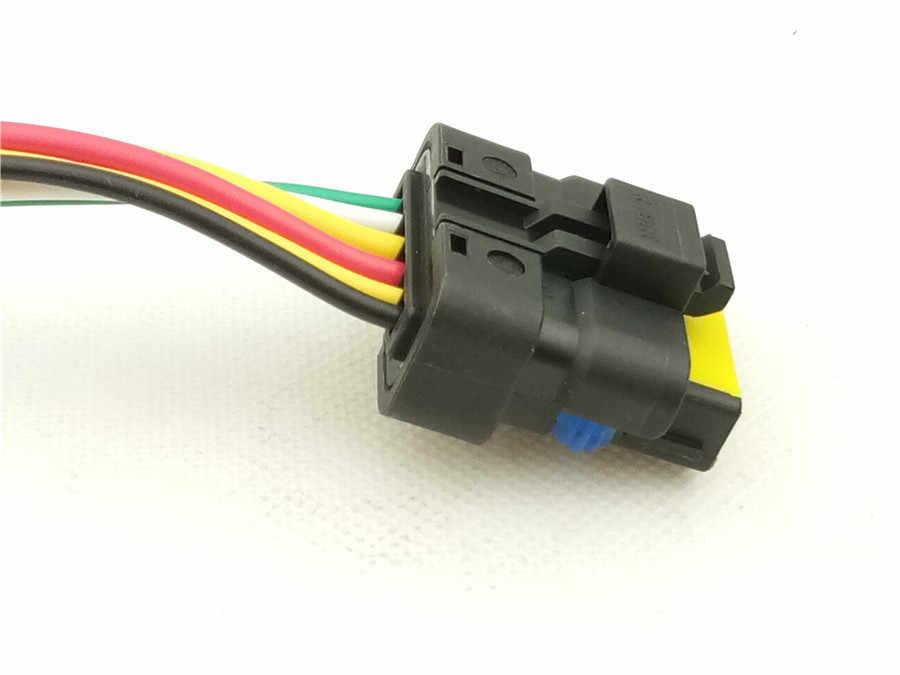 for Peugeot 206 307 308 408 triumphant 508 Citroen Sega C5 Throttle valve Gasoline pump fuel pump Joint Plug