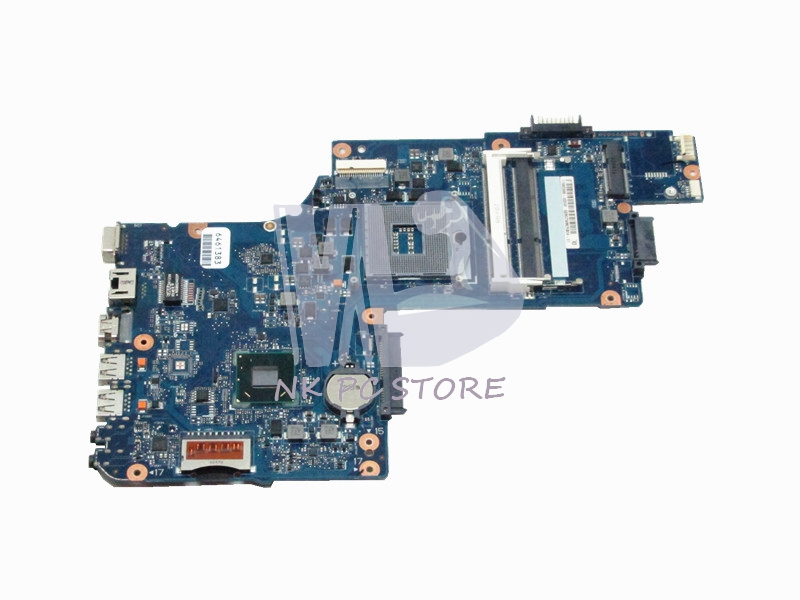 H000038380 H000038370 Main Board For Toshiba satellite C850 Laptop Motherboard HM76 GMA HD4000 DDR3 qiwg7 la 7983p main board for lenovo g780 laptop motherboard hm76 gma hd ddr3 100