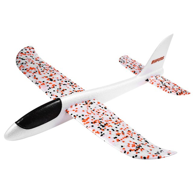 Circulation Design Frame Kit FMS Mini Fox Hand Throw Fixed wing RTF ...