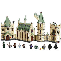 LEPIN 16030 Harry Potter Series 4842 Magic School Hogwarts Castle Model Building Block 1340pcs Bricks Out