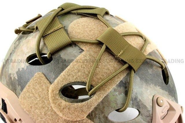 Fai Da Te Casco Corda Emerson Veloce Helmet Accessori Deck Set Casco