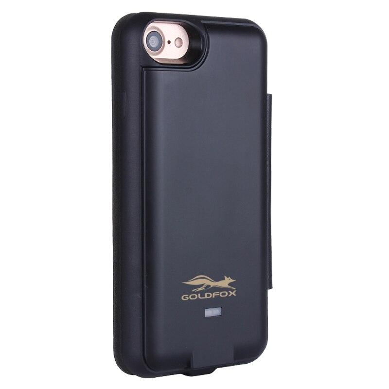 Phone Bags & Cases Selfless 3000mah/5000mah Solar Energy Battery Case For Iphone 6 6s Plus External Power Bank Battery Charger Case For Iphone 7/7 Plus Diversified Latest Designs Battery Charger Cases