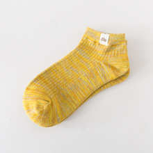 5 Colors Mens Cotton Breathable Anti-Smelly High Quality Casual Ankle Socks