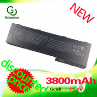 Golooloo 3800MaH battery for HP Business Notebook 2710p EliteBook 2730p 2740p 2740w 2760p 436426 311 436426 351 443156 001