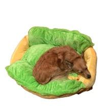 Warm Soft Dog Sleeping Beds