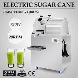 750 W Automatische Elektrische Suikerriet Juicer Rvs Zoete Druk Juicer 220 V