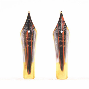 Jinhao X450 2pcs Medium Nib Golden fountain pen Free Shipping The same size Universal other Fountain Pen
