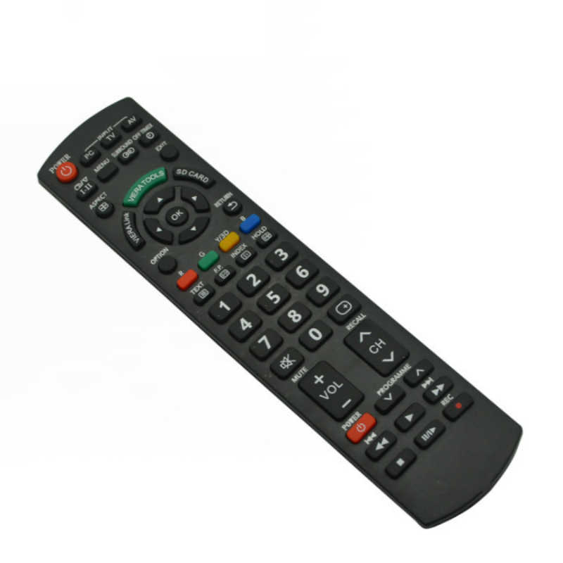 الذكية العالمي IR التحكم عن بعد لباناسونيك LCD/LED 3D الذكية التلفزيون التلفزيون تحكم