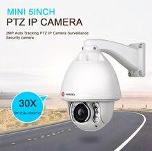 IMPORX камера видеонаблюдения с WiFi 30X3 Мп Аудио Открытый IP Камера HD камера наблюдения ночного видения IR 150 м автоматическое отслеживание с 360 Высокое Скорость купол