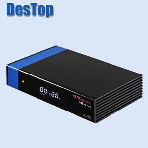 Image 3 - 5 Gtmedia V8 Nova Blauw Satellietontvanger Dvb S2 Ondersteuning Ingebouwde Wifi Ethernet Power Vu Biss Set Top doos