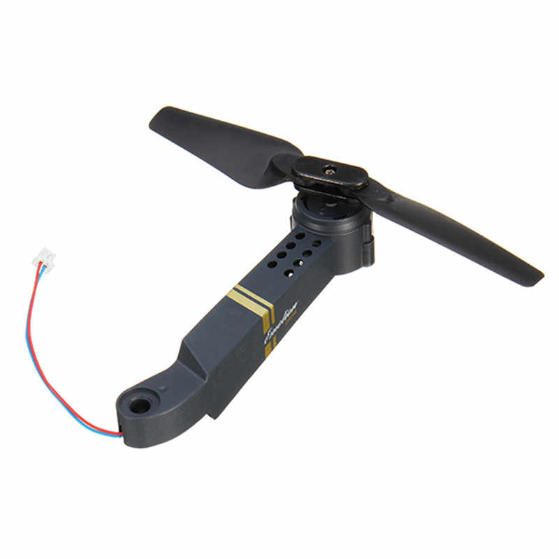 Eachine E58 RC Quadcopter Onderdelen As Armen met Motor en Propeller Voor FPV Drone Frame Onderdelen Vervanging Accessoires