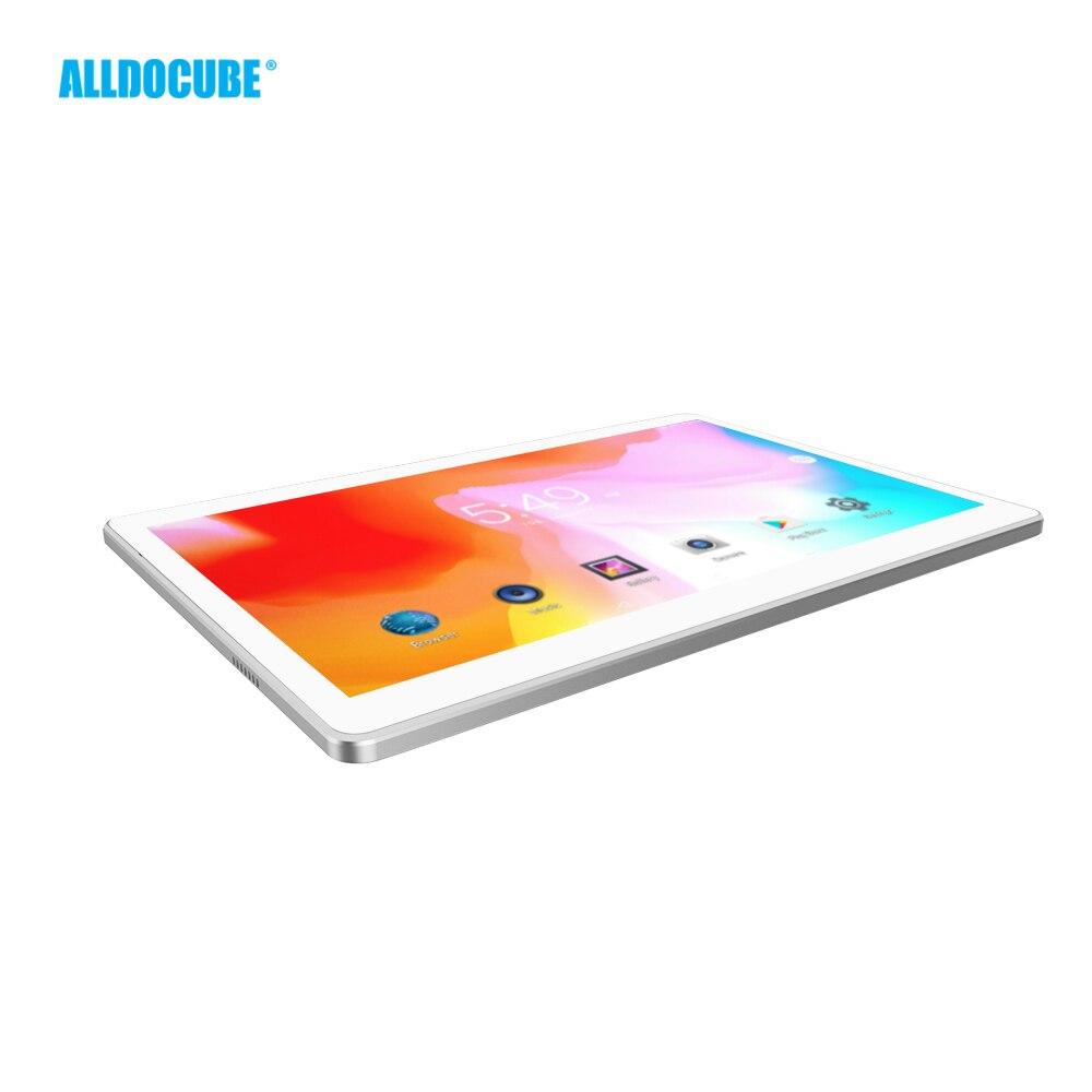 ALLDOCUBE 10.1 Pouces 2560*1600 IPS 4G Appel Téléphonique Tablet PC Android 8.0 MTK X20 Deca core 4 GO de RAM 64 GB ROM GPS WIFI Phablet M5